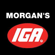 Morgan's IGA Logo